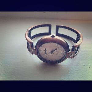 Copper Watch
